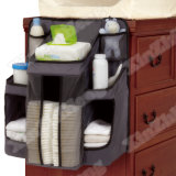 "18X20 ""Baby Essentials Storage Caddy Toy Ensemble de douche et essuie-glace"
