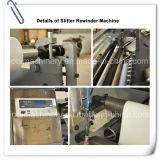 팩스 Paper Slitting와 Rewinding Machine