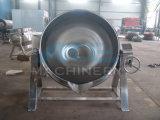 200L elektrische het Verwarmen Industriële Kokende Pan zonder Mixer (ace-jcg-2A)