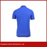 Fabricante uniforme do fato por atacado do esporte da planície do algodão (P165)