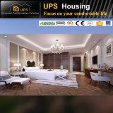 Chalet móvil certificado SGS con dos dormitorios del acero de la luz de la casa