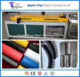 Tubo ondulato di plastica che fa macchina, tubo flessibile che fa macchina