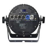 Powercon 18X10W RGBWA 5in1 dünner LED NENNWERT kann Licht mit Cer und RoHS positionieren