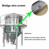 48mm Stainless Steel Wire Would Screens for Food Industry