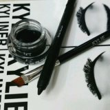 Kylie Kyliner Kit Eyeliner Set Eyeliner Glue + Eyeliner + Gel pour Eyeyadow Shine Eyeliner