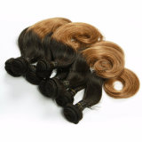 """Braziliaanse Maagdelijke Smaragd 8 van het Haar in 1 het """" Rechte Natuurlijke Haar van de Zaligheid van Kleur 8"""