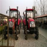 Hete Verkopen het van uitstekende kwaliteit van de Tractor van het Landbouwbedrijf 110HP 4X4wd in Afrikaan