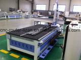 Dreh-Stich CNC-1325 und Ausschnitt-Maschine