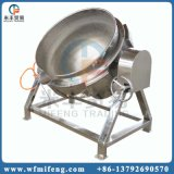 鍋を調理する大きいステンレス鋼