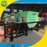 2シャフトかタイヤまたは屑鉄または泡のシュレッダーかプラスチックフィルムまたは木または固まりのシュレッダー