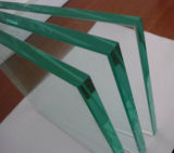 vetro laminato di colore della radura di 4-43.20mm (temperato)