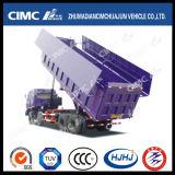 Le module JAC/Shacman HOWO//Foton/Beiben/FAW/Iveco 8*4 camion-benne avec Cimc Huajun la boîte de chargement et d'envergure hydraulique