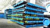 Las pipas de acero revestidas de 3 capas, polietileno cubrieron la pipa, línea pipa API 5L GR. B y X42