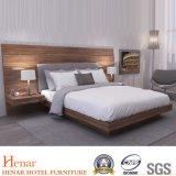 Высокое качество роскошный отель мебель кровати с мягкой изголовье кровати