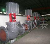 La douille pneumatique du cylindre DN400 a découpé la valve ZSQP