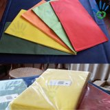 Chine Non-tissé Table Cloth Factory PP Non Woven Tablecloth