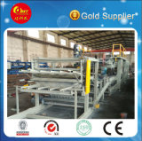 Lame de verre Rockwool EPS Sandwich Panel Making Equipment