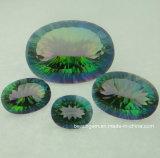 Greenish Mystic Quartz Loose Gemstones