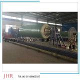 FRP GRPタンクフィラメントの巻上げの機械装置