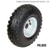 Laufkatze-Reifen-Schubkarre-Reifen der Qualitäts-3.50-4