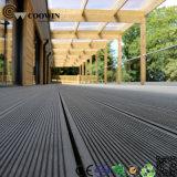 Piattaforma esterna composita di plastica di legno