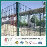 Проволочная изгородь провода /Twin проволочной изгороди двойника сада высокия уровня безопасности стальная двойная