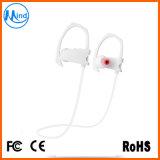 Fuori del ricevitore telefonico senza fili impermeabile di uso il CSR mette in mostra il trasduttore auricolare di Bluetooth