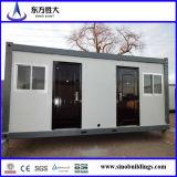 Prezzo di promozione! Office prefabbricato Container/Sandwich Panel/Heat e Sound Insulation