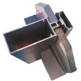 La protuberancia de aluminio de aluminio del perfil de la construcción modificada para requisitos particulares secciona el perfil de aluminio