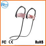 Fora do fone de ouvido sem fio impermeável do uso o CSR ostenta o fone de ouvido de Bluetooth