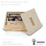 Коробка студии фотоего Hongdao деревянная для фотоего 4X6 ''