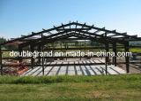 容易なインストールプレハブの鉄骨構造の倉庫