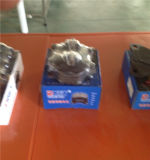 Garniture de frein avant Amiante-Libre semi-métallique pour Land Rover Lr016684