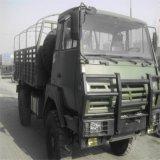 Shacman AWD off-road 4X4 Camión camión militar