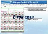 74.5kwh Rtgのための情報処理機能をもったリチウムチタン酸塩電池のパック