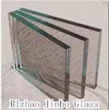 Verre feuilleté F-Vert de /Safety de verre feuilleté de /Colored de verre feuilleté (JINBO)