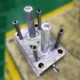 プラスチック電子工学の金属の注入型の部品
