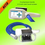 LipoレーザーのキャビテーションRF Cryolipolysis Cryotherapyの涼しい技術の脂肪質のフリーズ機械ホーム装置H2002b