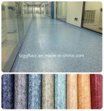 Rolls 대리석 현대 디자인에 있는 비닐 마루 PVC 지면