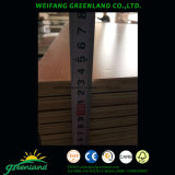 Película de PVC de 15mm Vitrina de madera contrachapada