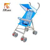 Het Ce Goedgekeurde Vervoer van de Kinderwagen van de Jonge geitjes van de Wielen van EVA van Fabriek