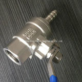 CF8 Gas Pipe 2PC Ball Valve Ball Valve