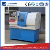 Micro máquina automática do torno do CNC CK6125 para a venda