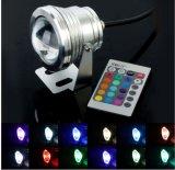 DC12V 10W RGB LED Motorrad-Scheinwerfer