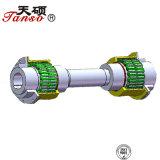 Accoppiamento materiale d'acciaio di griglia di fabbricazione professionale della Cina