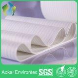 Feutre perforé par pointeau de polyester d'épreuve de l'eau pour l'usine de la colle