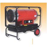 養鶏場の家のための熱い送風ストーブの燃料ガスのヒーター