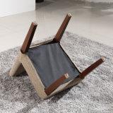 Tissu de meubles de Resturant d'hôtel de Morden dinant la chaise (M-X1041)