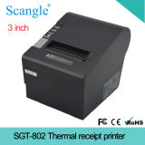 80мм Кухня / POS принтера принтер чеков / с USB+RS232+Ethernet (RJ45)