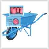 Exportando carrinhos de mão de roda da alta qualidade